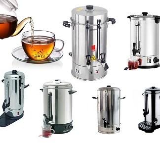 Електрокип'ятильники і роздавальники чаю