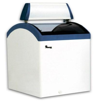 ⚠ M200V - сучасне морозильне обладнання невеликих розмірів, яке можна встановити і на виході з магазину, біля кас, посеред залу. Доставка ⚠