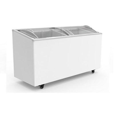 Морозильна скриня ROCK UBC має обсяг 890 л, 7 міцних кошиків в комплекті. Серед переваг - міцна алюмінієва корона стійка до механічних пошкоджень і ультрафіолету, стійке до подряпин гартоване скло. Зробити замовлення на apricot.