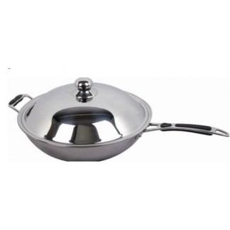 ⚠ Сковорода-вок GASTRORAG BH-36 для приготування широкого спектру страв на підприємствах громадського харчування, і в домашніх умовах. ✈ Доставка.