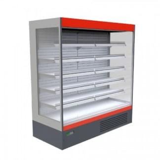 Холодильна гірка UBC AURA 2.5 має великий обсяг викладки, приємний дизайн, а також виділяється практичними і економічними експлуатаційними характеристиками, гідними сучасного рівня. Зробити замовлення на apricot.