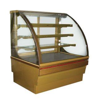 Кондитерська холодильна вітрина Cremona з динамічним типом охолодження. Оновлений дизайн забезпечує широкий огляд, велику поверхню експозиції. Зробити замовлення на apricot.