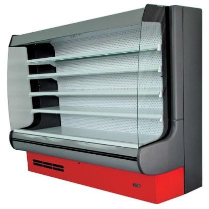 Гірка холодильна MODENA 1.4+ поєднує вишуканий дизайн і функціональність. Конструкція гірки дозволяє максимально доступно представити товар покупцеві. Тел. (050) 304-42-37, (067) 925-51-86 торгове обладнання.