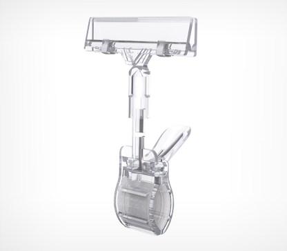 Кріпиться на торець полиці, кошик товщиною до 35 мм. При кріпленні на трубу - максимальний Ø труби - 39 мм. Гарантія на весь товар. ✈ Доставка.