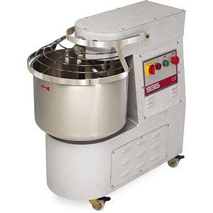 Спіральний тістоміс SGS SDM 25 швидко і рівномірно замішує тісто, володіє захистом від перегріву, а також відрізняється простим механізмом управління. Зробити замовлення на apricot.