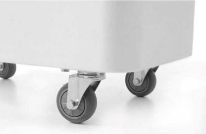 Візок для сипучих продуктів Hendi 877920 служить для безпечного зберігання, транспортування сипучих продуктів. ⚙ Зробити замовлення з доставкою можна тут.
