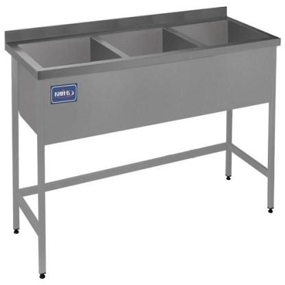 Ніжки регулюються по висоті. Каркас виконаний з труби 30х30 мм. Радіусні кути ванни полегшують зручну санітарну обробку. Купити на apricot.