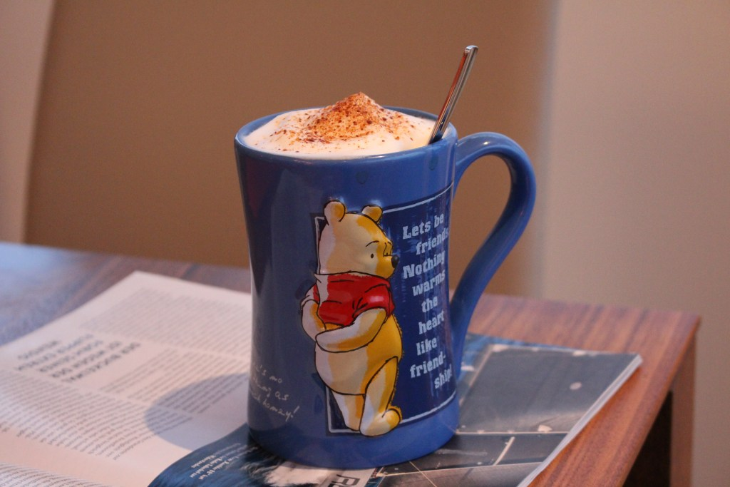 Early Morning Winnie The Pooh Coffee Cup