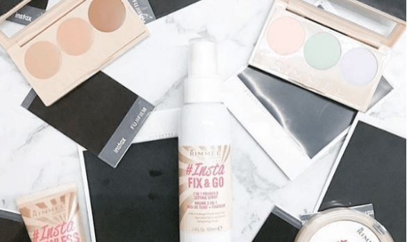 Rimmel Insta Contouring Activation