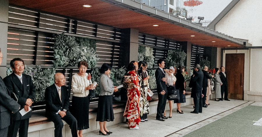 What Is It Like To Attend A Japanese Wedding?