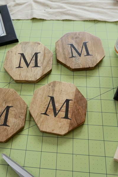 How to make personalized coasters