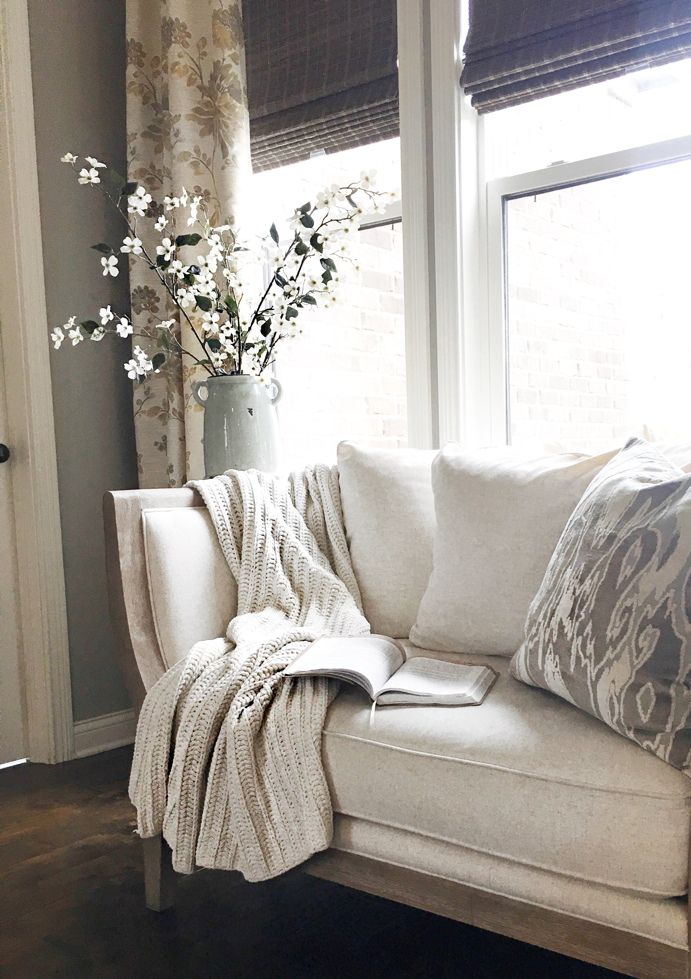how to add comfort to a space