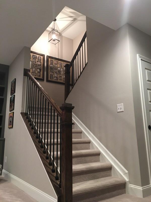 diy stair railings