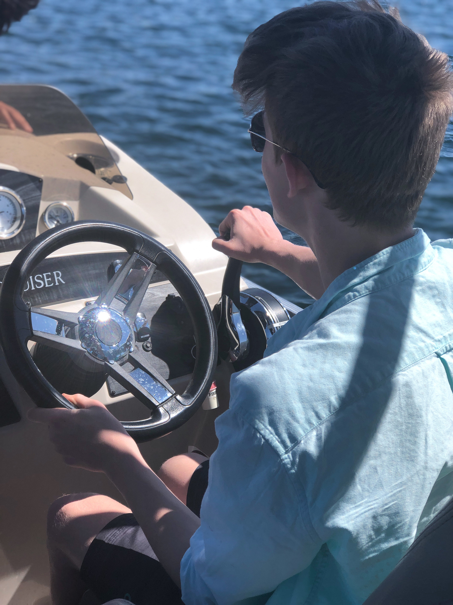 renting a boat in lake pleasant