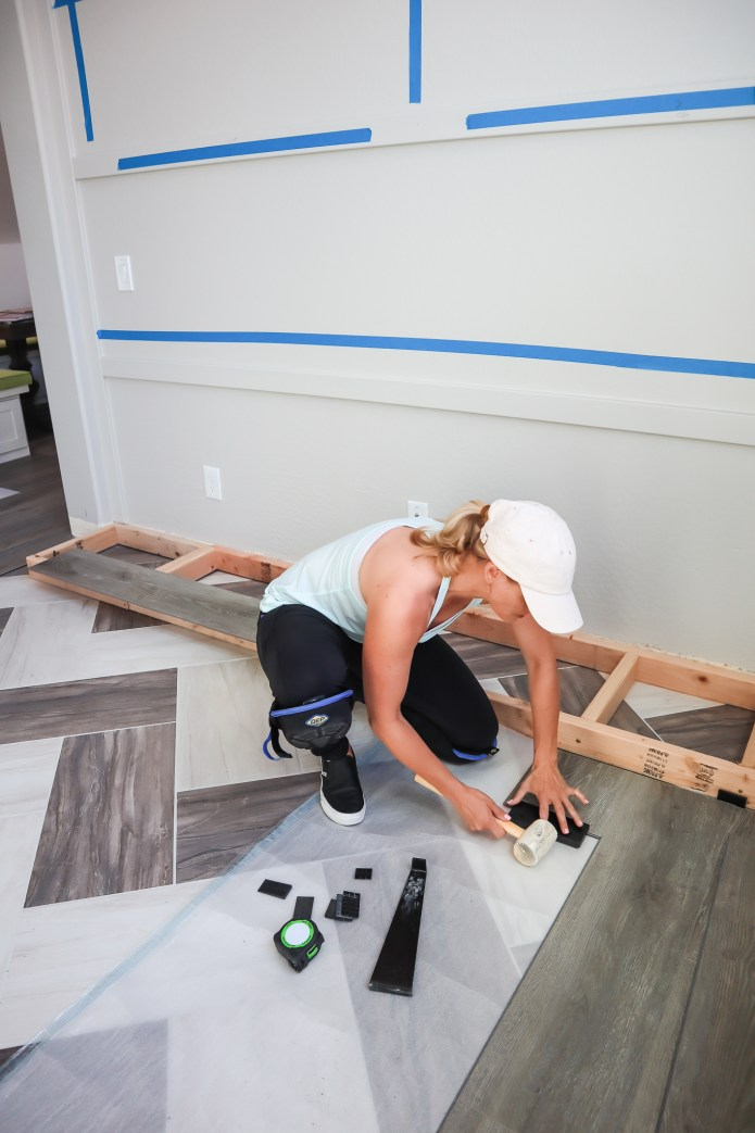 How to Install Luxury Vinyl Plank