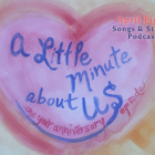 A Little Minute about Us on the April Eight Songs & Stories Podcast at aprileight.com
