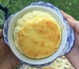 Cheese Souffle April Eight