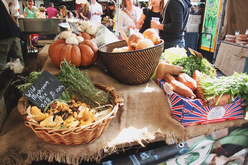 Real Food Market London