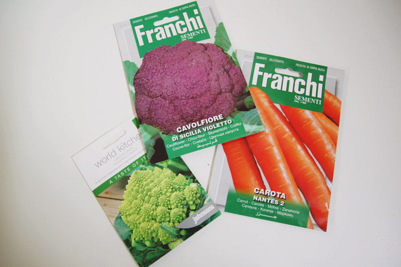 Vegetable Garden - Franchi Seeds