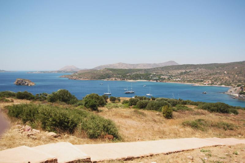 Cape Sounion, Greece