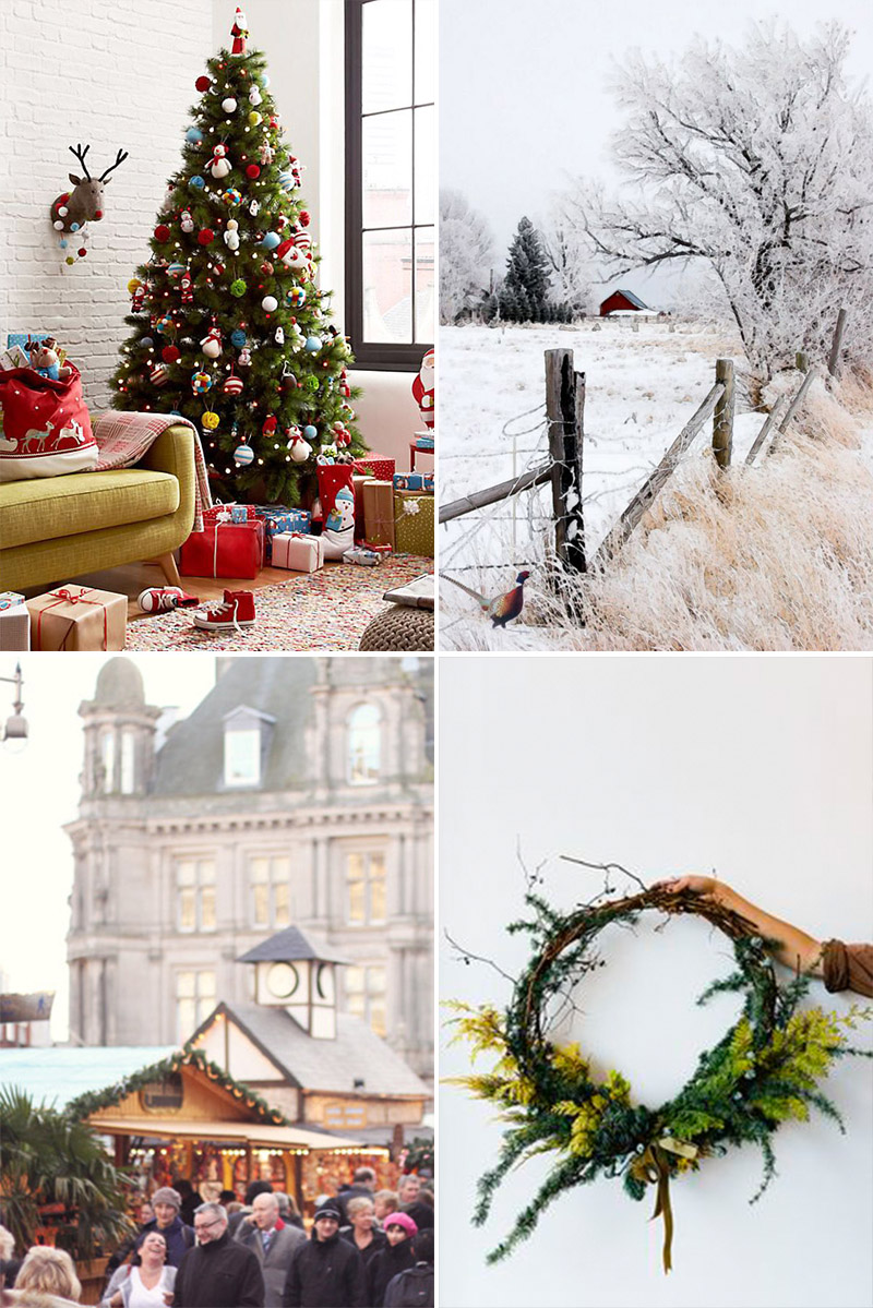 Christmas Winter Inspiration