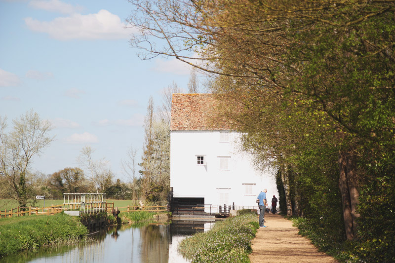 Anglesey Abbey, Cambridge - Lode Mill