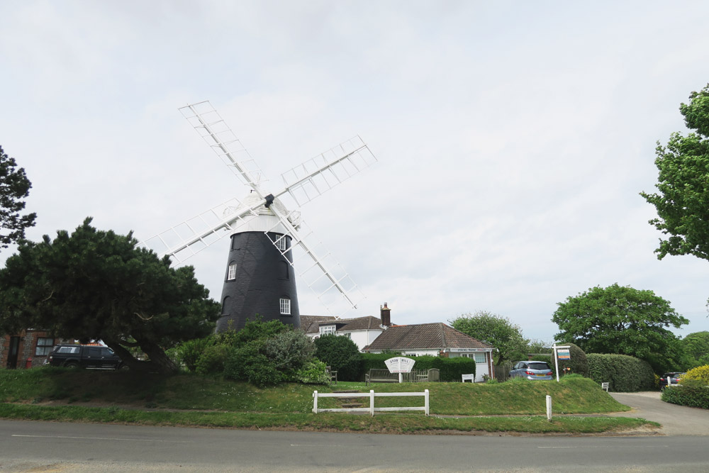 Stow Windmill, Norfolk