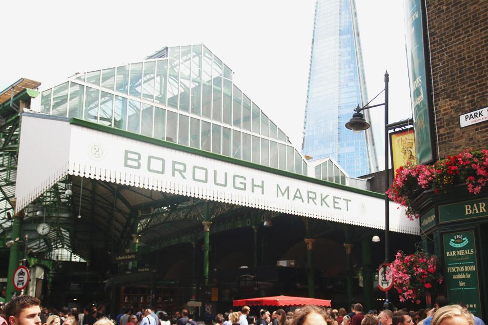 The Shard @ Borough Market, London