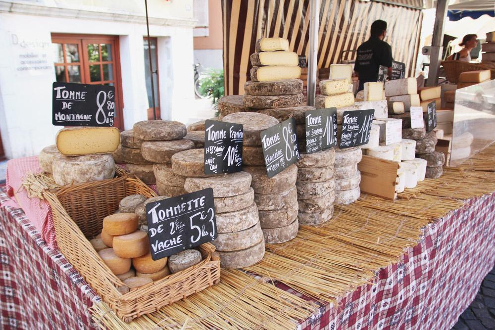 Annecy Farmers Market