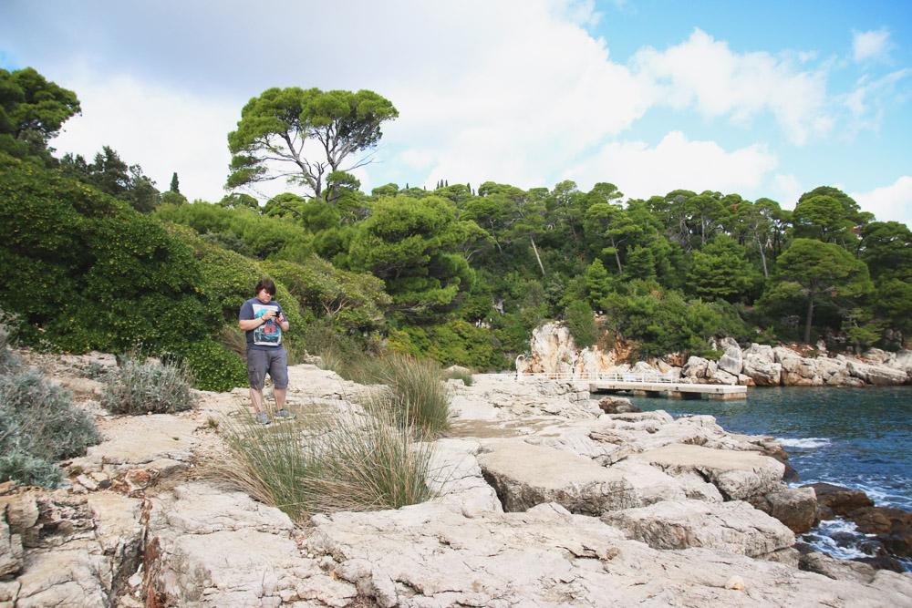 Lokrum Island, Dubrovnik - Croatia