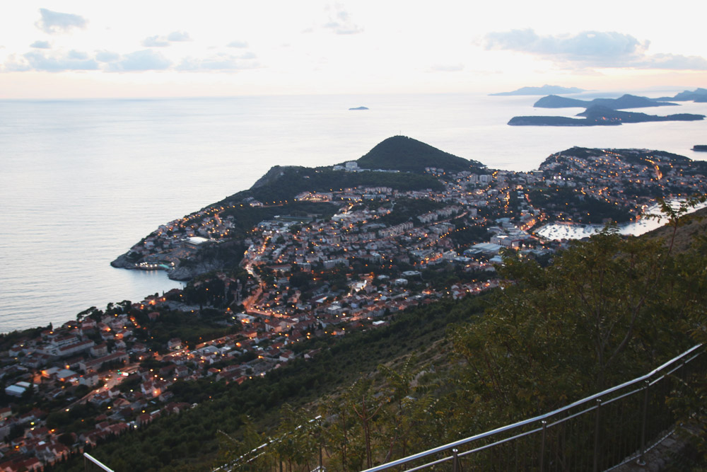 Mount Srd, Dubrovnik Cable Car
