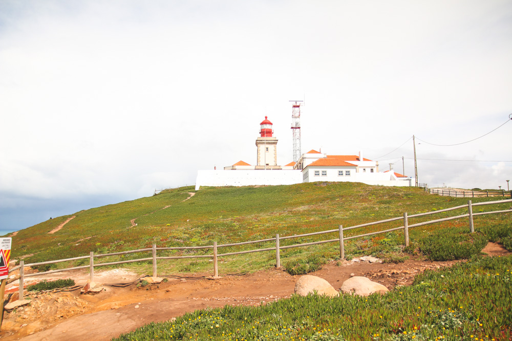Cabo da Roca, Portugal - The most westerly point of mainland Europe