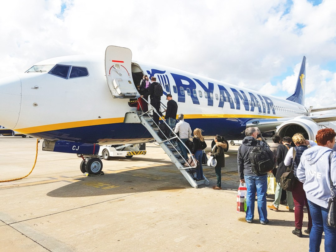 Ryanair Budget Airline Review