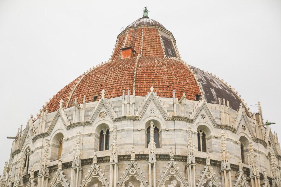 Pisa Baptistery