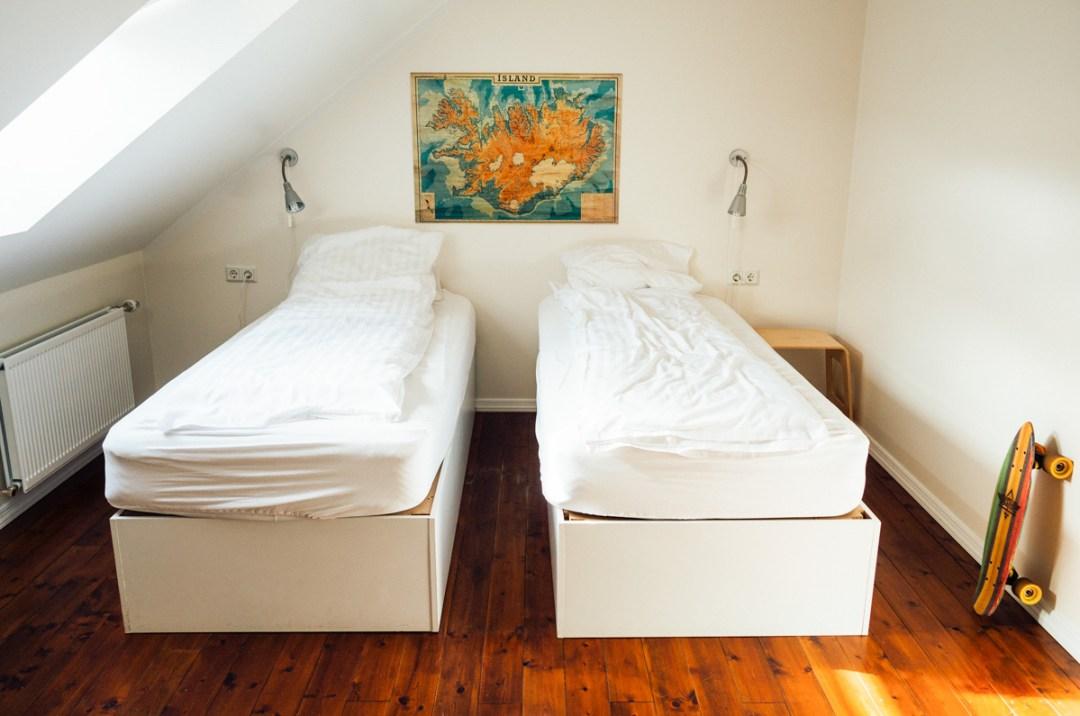 Hostel Room Solo Travel