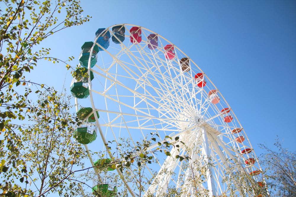Big Wheel at Dreamland Margate
