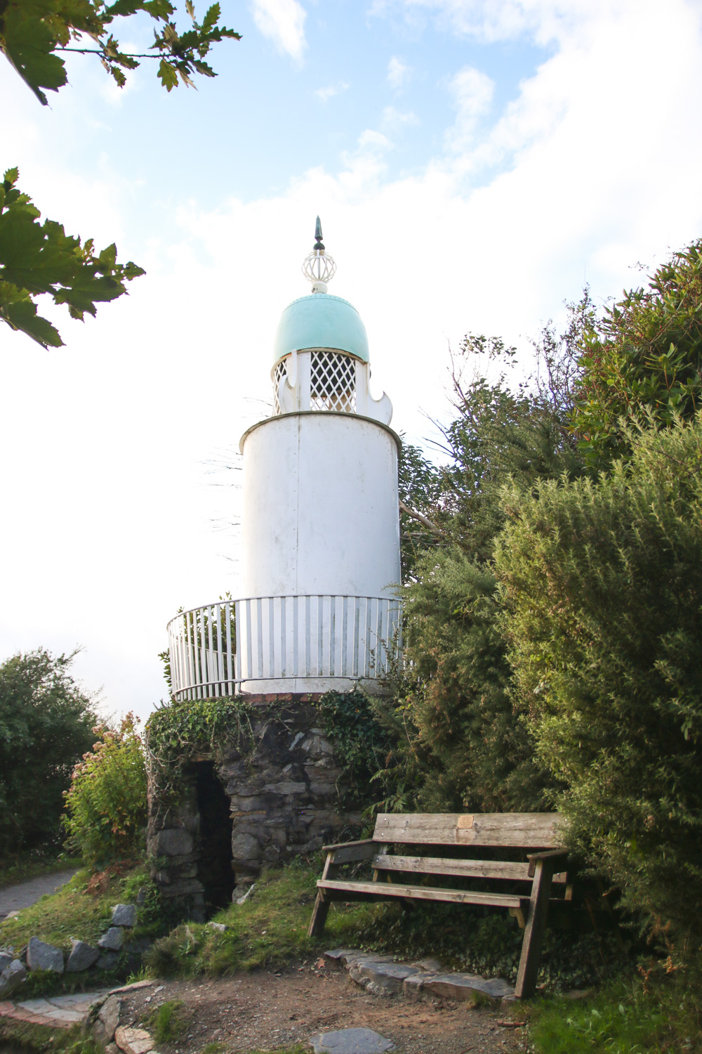 Portmeirion Lighthouse, North Wales
