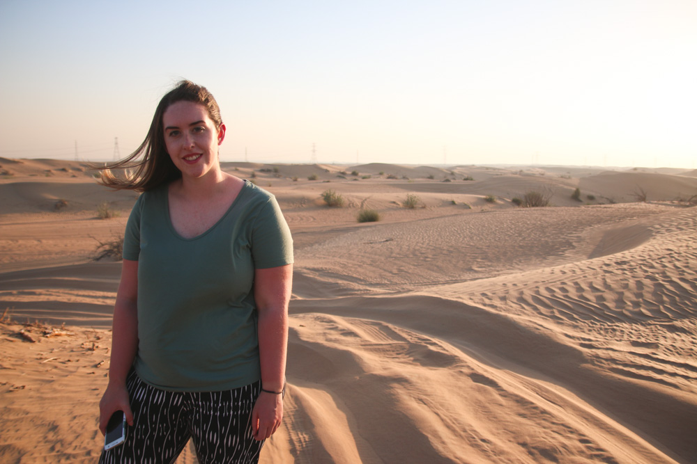 Sunset Safari in the Dubai Desert
