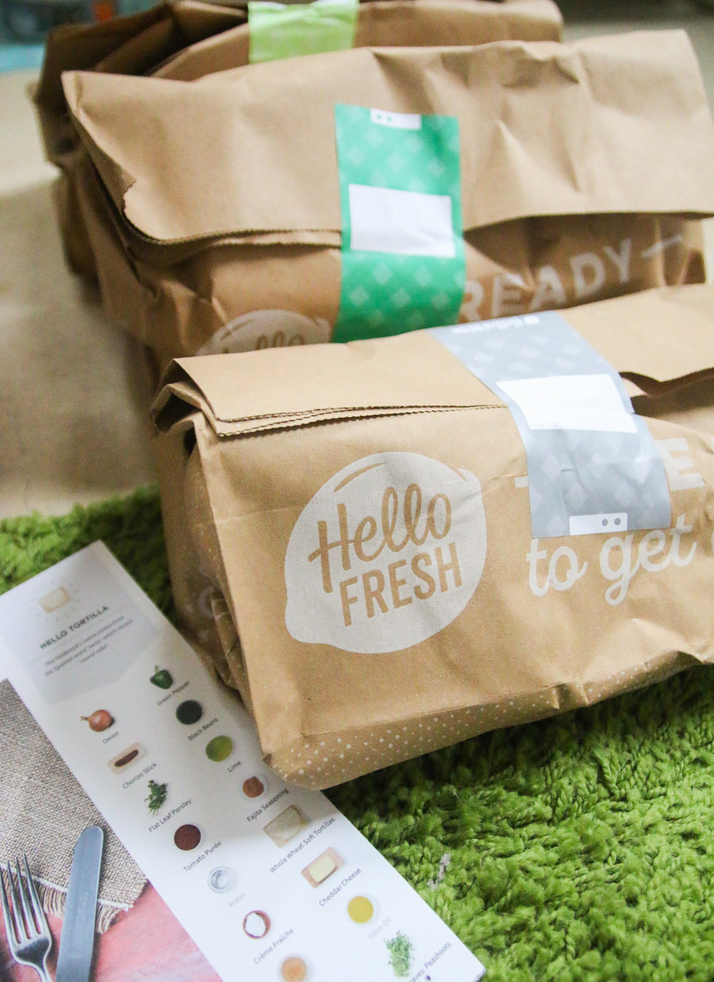 Hello Fresh Classic Box Review