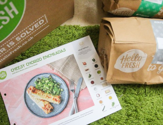 Hello Fresh Classic Box Review