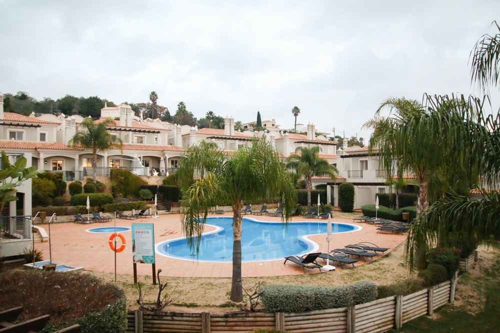 The Crest Swimming Pool, Almancil the Algarve