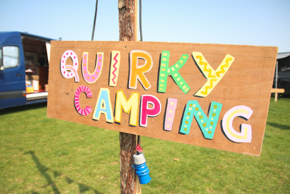 Camp Quirky 2018