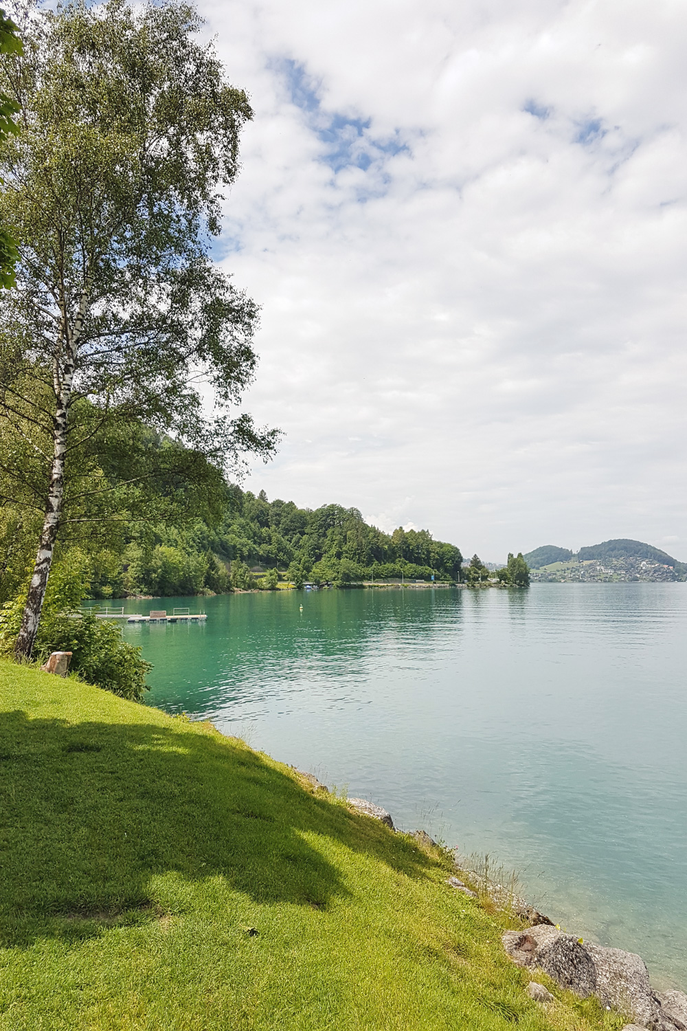 Lake Thunersee Interlaken