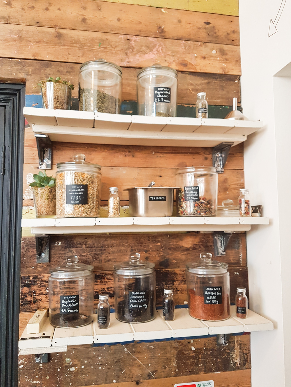 The Clean Kilo Birmingham, Zero Waste Shop UK