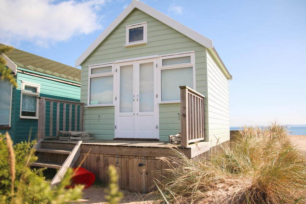 Mudeford Beach Huts, Dorset