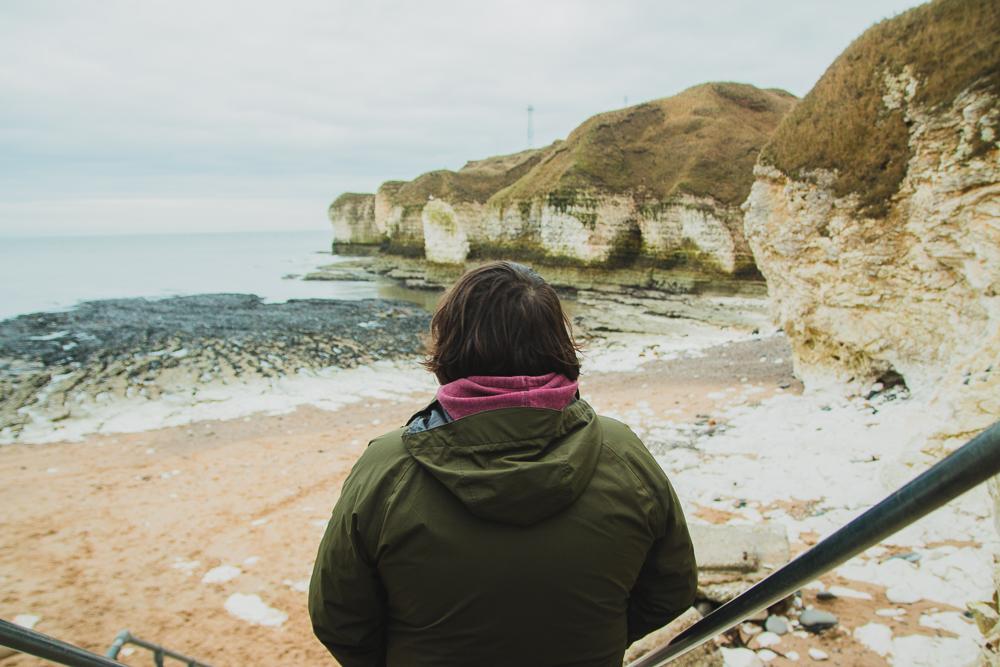 Flamborough Head Beaches, Yorkshire