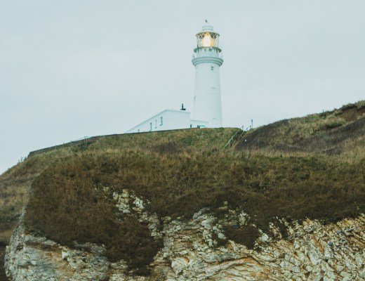 Flamborough Lighthouse, Yorkshire