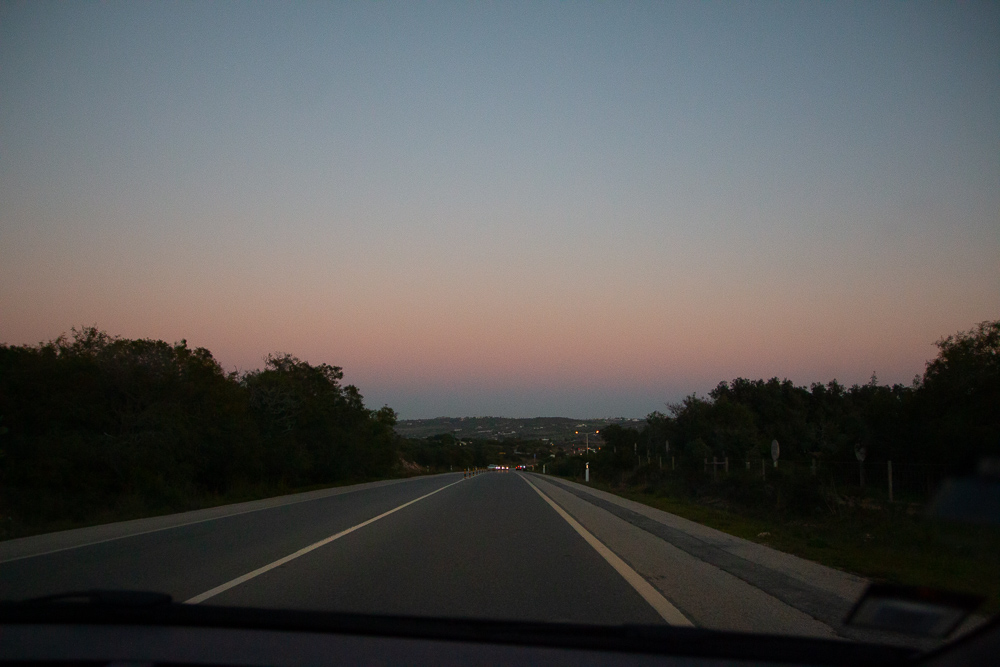 Cape St Vincent at Sunset