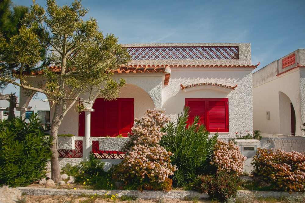 Holiday Homes in Farol on Ilha da Culatra, The Algarve, Portugal