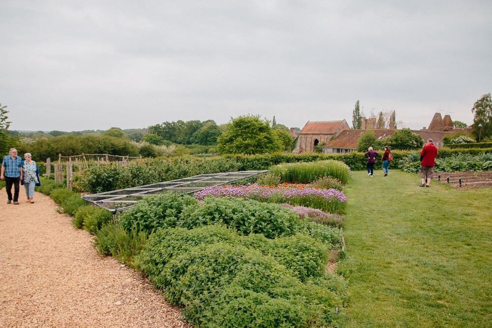 The Gardens at National Trust Sissinghurst Castle